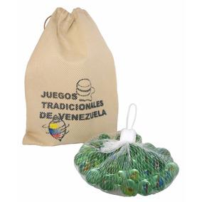 Juegos Tradicionales De Venezuela 50 Metras + Estuche