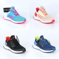 Zapatillas Adidas Rapidarun Ps 28-34 Para Niños Ndpp