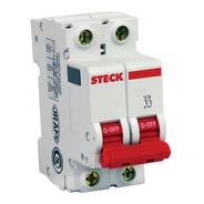 Disjuntor Steck Bipolar 40 Amperes