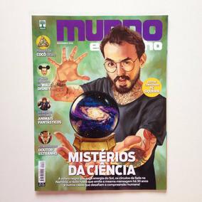 Revista Mundo Estranho Mistérios Da Ciência Nº187