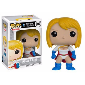 Funko Pop Super Heroes - Power Girl 94 - Pronta Entrega