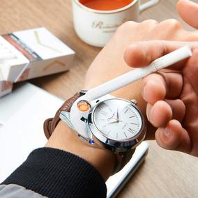 Encendedor Recargable En Forma De Reloj