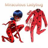 Fantasia Ladybug Para Crianças