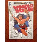 Comic Dc The New 52#0 Mujer Maravilla (original)