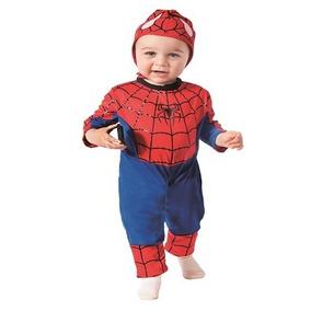 Disfraz Bebe Spider 28-24