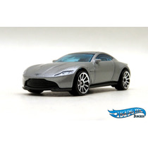 Aston Martin Filme Spectre Do James Bond Hot Wheels