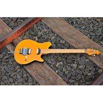 Guitarra Olp Mm1f By Music Man - Van Halen - Floyd Rose