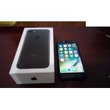 Oferta Iphone 7 Matte Black 256gb Garantia Apple Libre
