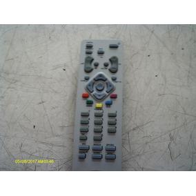 Controle Remoto Net Digital Hd Cinza