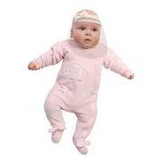 Kit 3 Máscara De Proteção Facial Bebê Recem Nascido - Mbcb01
