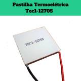 Pastilha Termoelétrica Peltier Tec1-12705 Original