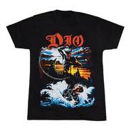Dio - Holy Diver - Remera - Black Sabbath - Ronnie James