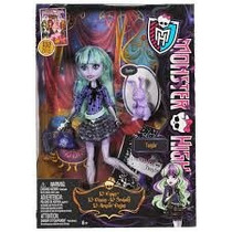 Boneca Monster High - 13 Wishes - Twyla - Bbj90 - Mattel