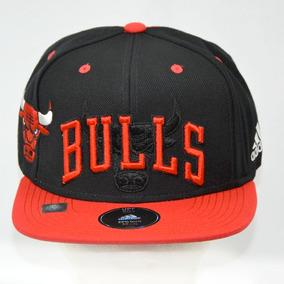 Chicago Bulls adidas Gorra Snapback 100% Original