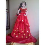Decoración Fiesta Infantil Princesa Elena