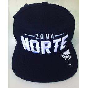 Boné Aba Reta Snapback Zona Norte | Newtimecap.com.br