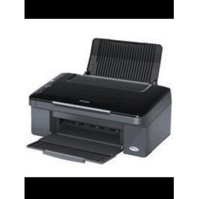 Impresora Es Una Epson Multifuncional Tx100