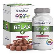 Nutrafases Relax 60 Tablet P/ Cães Para Ansiedade Nervosismo