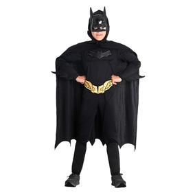 Fantasia Batman Beware Infantil Com Peitoral