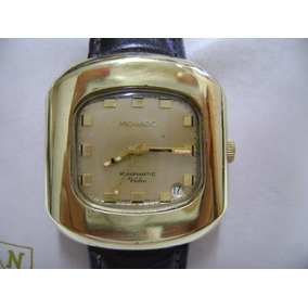 Reloj Movado Kigmatic Video Automático Vintage
