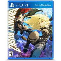 ..:: Gravity Rush 2 ::.. Para Playstation 4 En Start Games