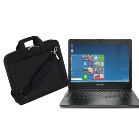 Notebook Multilaser 14 Polegadas Legacy Intel Celeron Dual C
