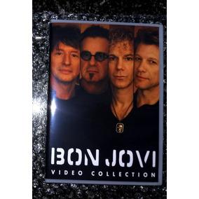 Dvd Bon Jovi - Video Collection