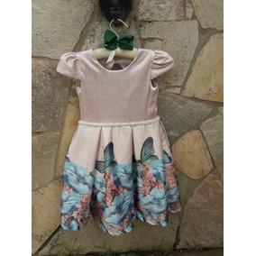 Vestido Infantil E Juvenil Festa/ Casamento/daminha/florista