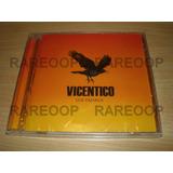 Vicentico Los Pajaros (cd) (arg) Fabulosos Cadillacs Nuevo
