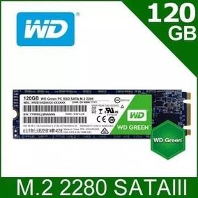 Hd Ssd M2 Wd 120gb Green Note Pc Original Lacrado Sata 821