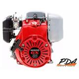 Motor Estacionario Honda Gx100 4hp Vibropisón / C/aceite Pda
