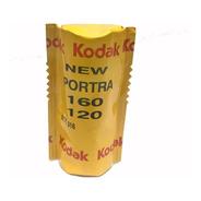 Rollo Color Kodak Portra 160 Asa - 120mm Vto 10/2020 (1154)
