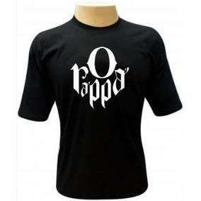 Camisetas O Rappa Camisa Banda De Rock Rock In Rio Promoção