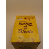 Chocolate Talento Garoto Cereais E Passas Display 12 Unids