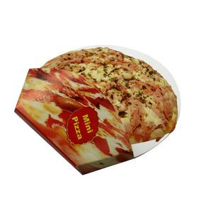Caixa Caixinhas Embalagem Mini Pizza - 1.000 Pçs
