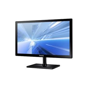 Tv Monitor Samsung 24 Pulg, 2 Hdmi, Vga, Usb, Coax. Nueva