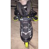 Roller Fila Atx - Traxart Reebok Abec Puma Nike adidas Gel
