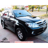 Toyota Sw4 Srv 3.0tdi 4x4 At 2008 Impecable Dgautos