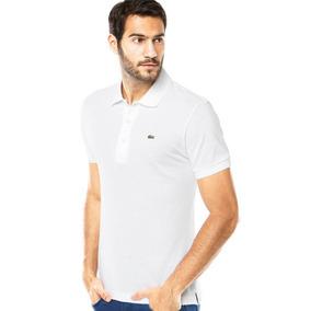 eb15ef6646 Camisa Polo Lacoste Masculina Promoção Kit 3 Super Barata