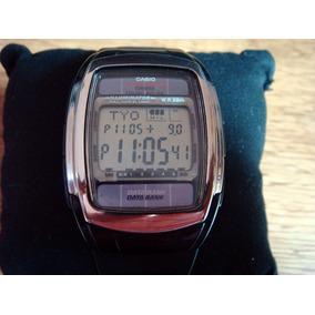 Reloj Casio Db-e30. Tough Solar. Dual Time.
