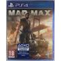 Mad Max Ps4 Nuevo Fisico Sellado Mercadoenvios San Miguel