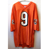 Camisa Cincinnati Bengals Nfl Carson Palmer Importada Tam G