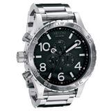 Reloj Nixon 51-30 Chrono Black A083000