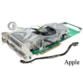Tarjeta De Vídeo Power Mac G5 Nvidia 512mb Quadro Fx 4500 (