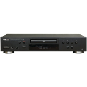Cd Player Teac Cd-p650-b Usb E Ipod Digital (preto)