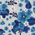 nº 120 Floral Azul Colorido