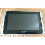 Tablet Genesis Gt-7306 Com Tv Digital Para Peças Ou Conserto