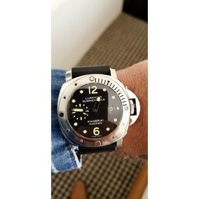 81564df35c7 Relogio Luminor Panerai Daylight Usado Masculino - Relógios De Pulso ...