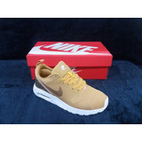 Zapatos Nike Air Max Tavas Para Damas Originales