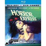 Blu Ray Expresso Do Horror Dublado E Leg